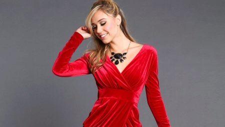 Платье-тюльпан – вдохновение цветами