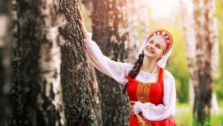 Чем необычен русский сарафан?