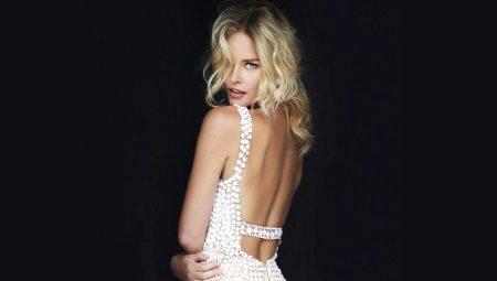 905840ebe47 Вечерние платья с открытой спиной  короткие и длинные