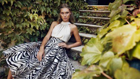 5bac8fde83f Весенние платья  что предлагают дизайнеры для самой романтичной поры года