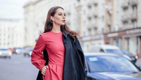 Осенние платья - самые эффектные образы для противоречивой поры года