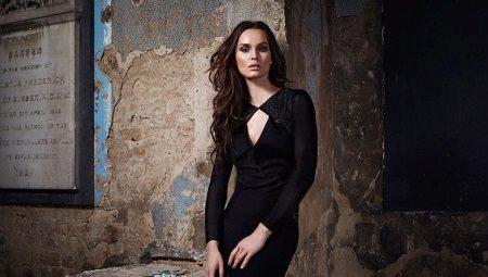 Платье из джерси – элегантность и комфорт