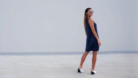 Платье-майка – выбор в пользу удобства и практичности
