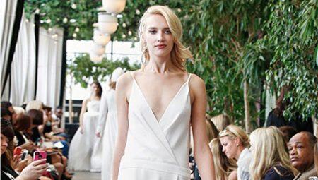 Платье с заниженной талией – переворот в женской моде