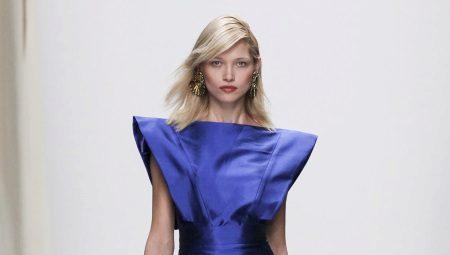 Почему популярны платья из крепдешина?