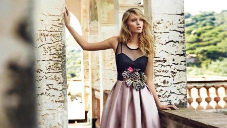 Платья в стиле ретро - вдохновение прошлым