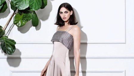Фото моделей приталенных платьев