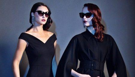 fa9cf8a8a3b С чем носить черное платье и какие аксессуары выбрать