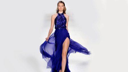 Какой длины должно быть платье в пол?