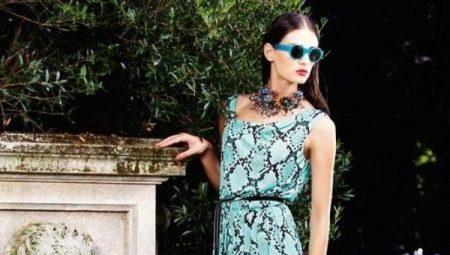 С чем носить зеленое платье и какие аксессуары выбрать?