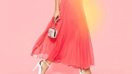 Длинные летние юбки - для эффектного образа