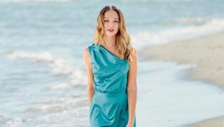 cd04ed2bab5 Как сшить летнее платье своими руками: простые модели, выкройки ...