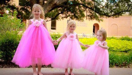 bb7253f6164abce Платье из фатина для девочки своими руками: как сшить, мастер-класс ...