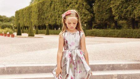 Платья для девочек 5 лет - прекрасные образы для очаровательного возраста