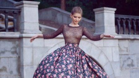 c27f47a18afa073 Пышные юбки (94 фото): из фатина, с чем носить, фасоны, модели в ...