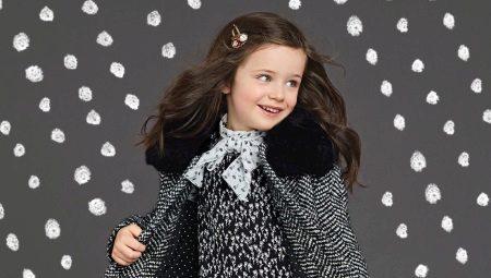 теплые зимние платья для девочек 40 фото вязаные и трикотажные