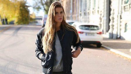 Черные женские куртки