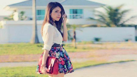 2aa0b91c75e7 Фасоны юбок (262 фото): модные и популярные модели, как подобрать ...