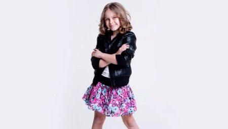 Кожаные куртки для девочек и подростков