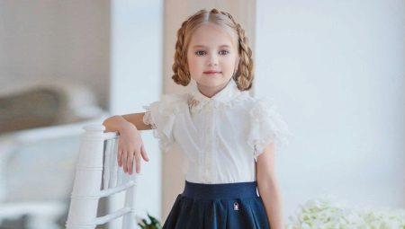 682469a6f35 Школьные юбки (62 фото)  школьные для девочек и подростков
