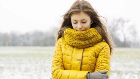 Утепленные куртки