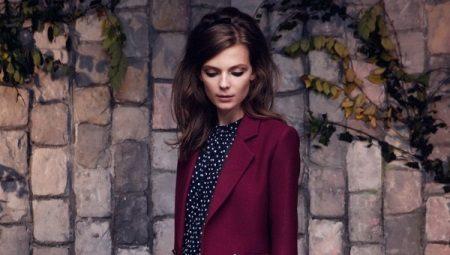 Бордовые пиджаки
