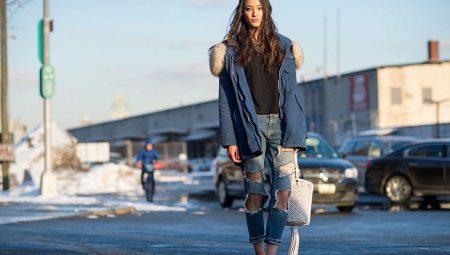 Как можно красиво порезать джинсы?