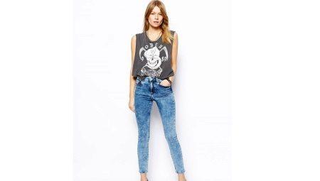 Как подшить джинсы с сохранением фабричного шва?