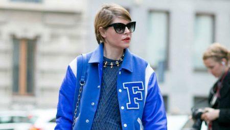 Синие женские куртки