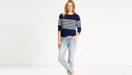 10c9e472669 Укороченные джинсы (68 фото)  женские модели коротких джинсов