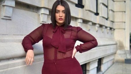 0f8a5f0c400 Блузки для полных женщин (117 фото)  которые стройнят