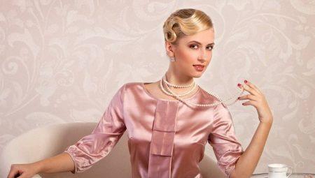 63822a972e0 Блузки из шелка (98 фото шелковых блузок)  из натурального шелка