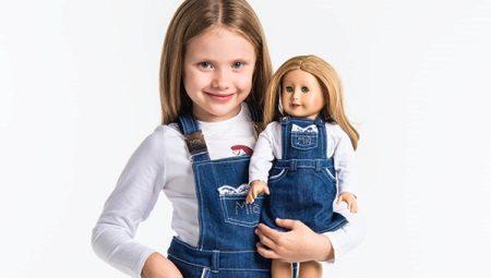 детские джинсовые сарафаны для девочек фото