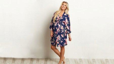 066049145e92 Халаты для беременных 55 фото: женские халаты и сорочки для ...