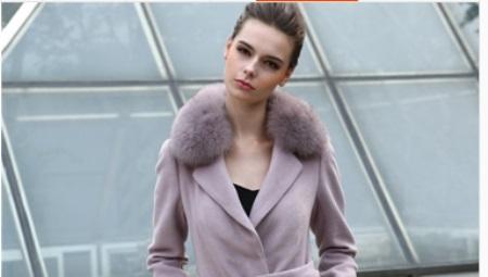 ddfdad886d7 Кашемировое пальто с меховым воротником (60 фото)
