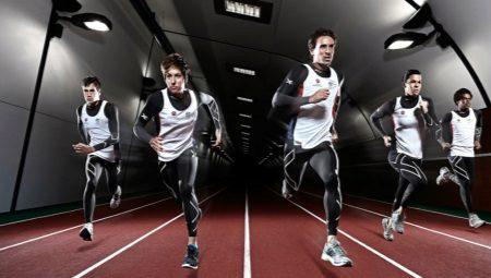 Компрессионное белье для спорта