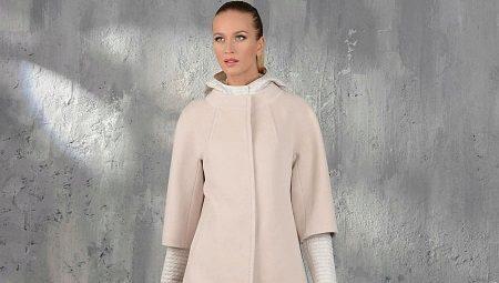 c60f345b7533 Пальто Помпа (120 фото)  отзывы о пальто фирмы Pompa, женские ...