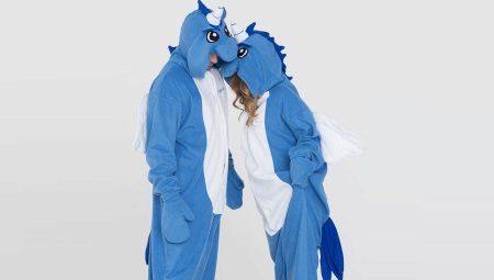 Пижама Кигуруми - веселые пижамы в виде животных