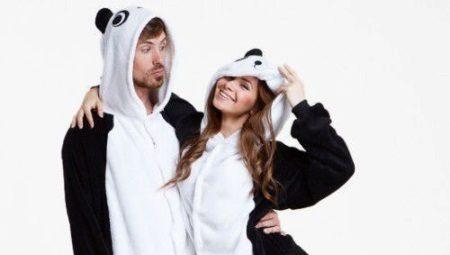 Пижама «Панда»