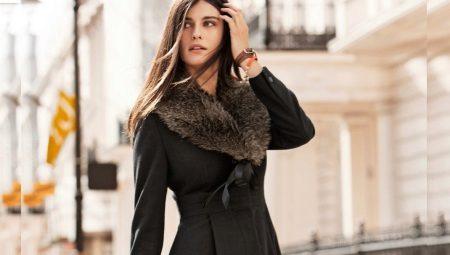 b1a49ffeda2 Приталенное пальто (63 фото)  женское короткое
