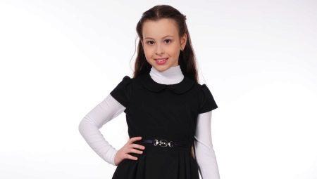 Выбор школьного платья для старшеклассницы: красота, строгость и стиль 34
