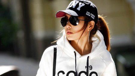 Женские худи с капюшоном