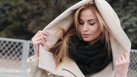 20906c32c32 Женское пальто с капюшоном (92 фото)  с большим капюшоном