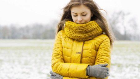 Женское стеганое пальто на синтепоне