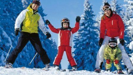 de9d20d65a2f Горнолыжные костюмы (90 фото)  женские зимние лыжные модели, как выбрать