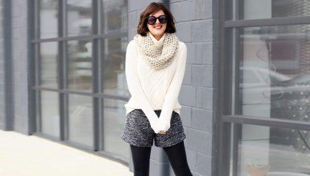 308d687a06962 Теплые шорты (62 фото): зимние вязаные и шерстяные модели ...