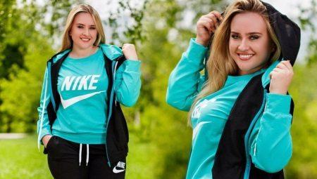 22dde6981ed Женские спортивные костюмы больших размеров (59 фото)  модные ...