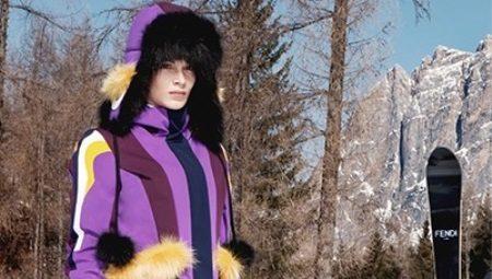 cd4348fdf046 Зимние спортивные костюмы (75 фото)  женский костюм для прогулок ...