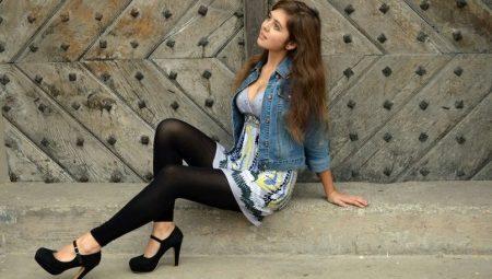 Картинки девушек в джинсах и чулках