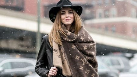 Как красиво завязать шарф на шее?